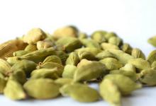 Taste Of Cardamom Pods
